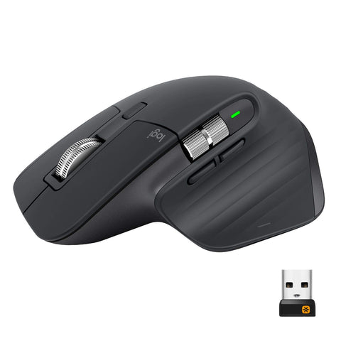 Logitech MX Master 3 Wireless Mouse With Ultrafast Scrolling