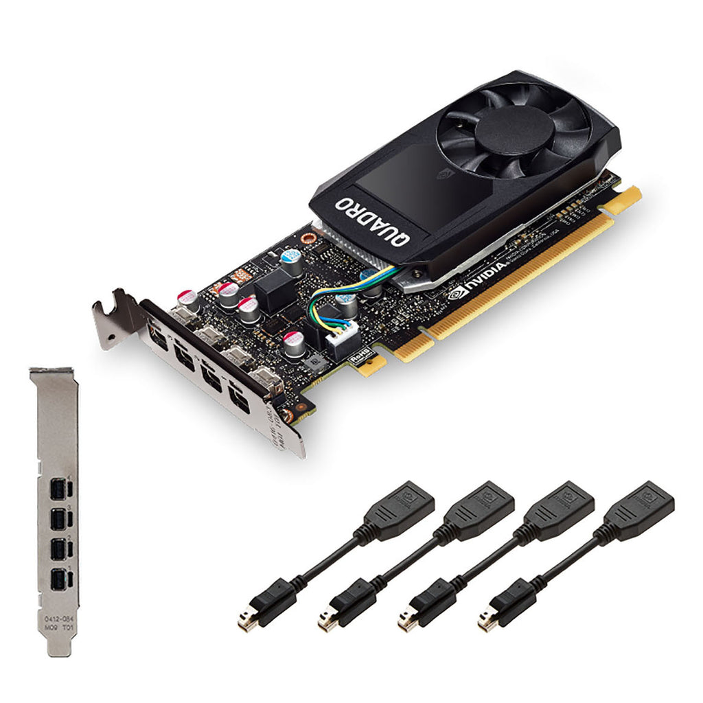 NVIDIA Quadro P620 2GB GDDR5 Graphic Card
