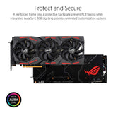 ASUS ROG STRIX RX 5700 OC Edition 256bit 8GB Graphics Card