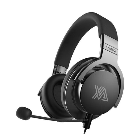 Xanova Juturna Gaming Headset with Microphone and 40mm Drivers