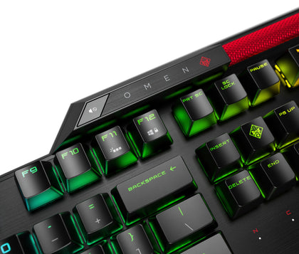 HP OMEN Sequencer Mechanical Optical Gaming Keyboard | TPS