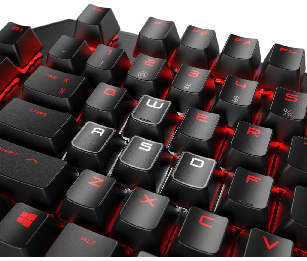 OMEN BY HP Sequencer 2VN99AA Mechanical Optical Gaming Keyboard – TPS Technologies
