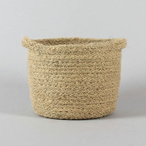 Jute Basket Large