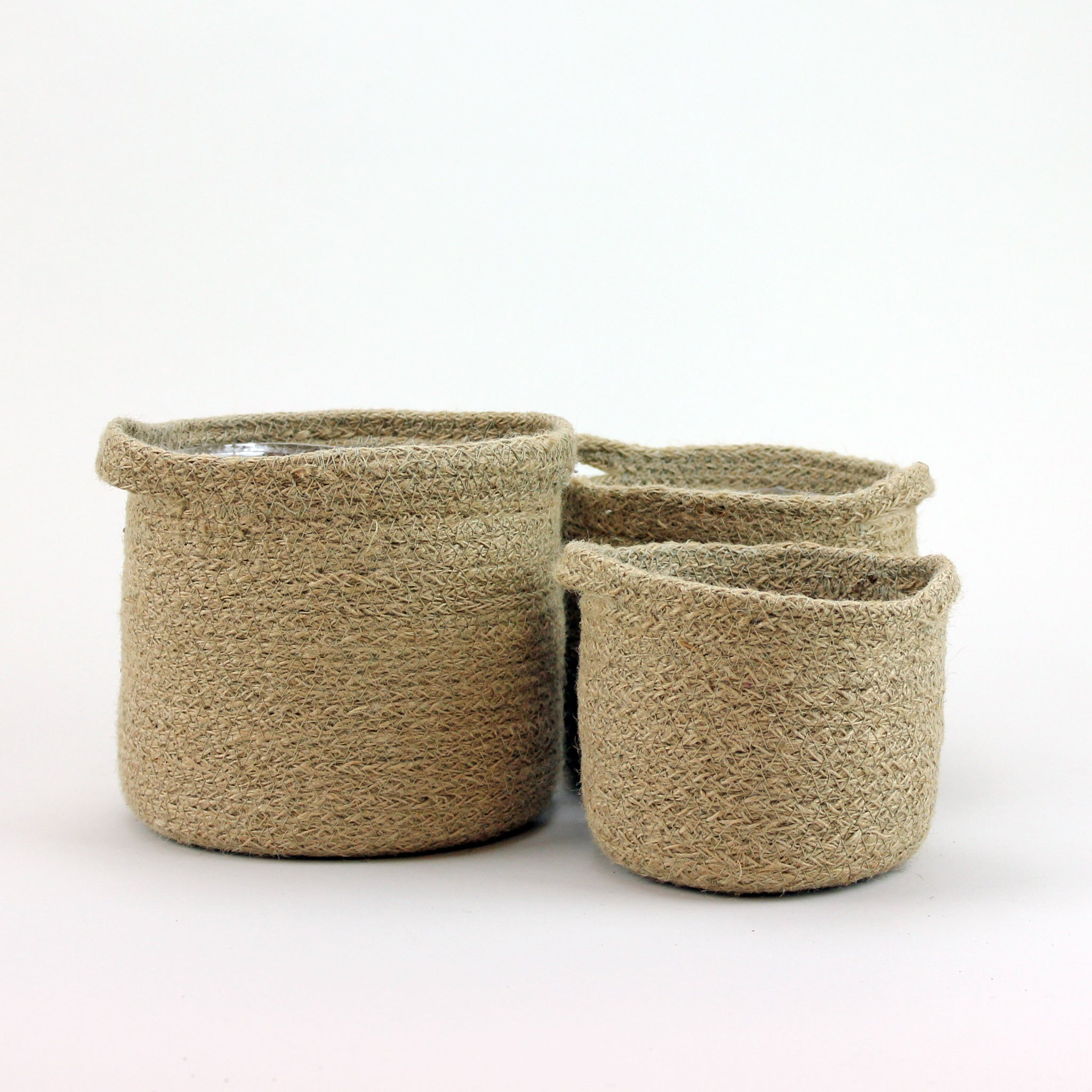Jute Basket Small