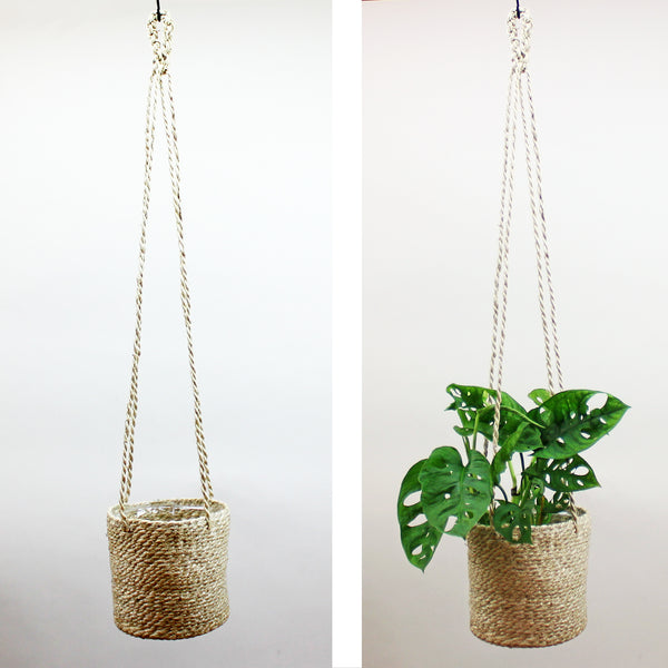 Wheat Hanging Basket