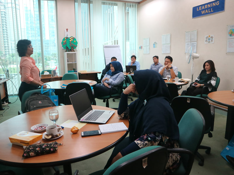 Workshop Designing Sustainability Program that Creates Share Value