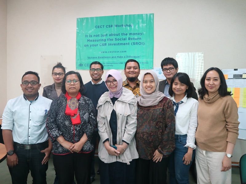Workshop Measuring Social Return on Investment