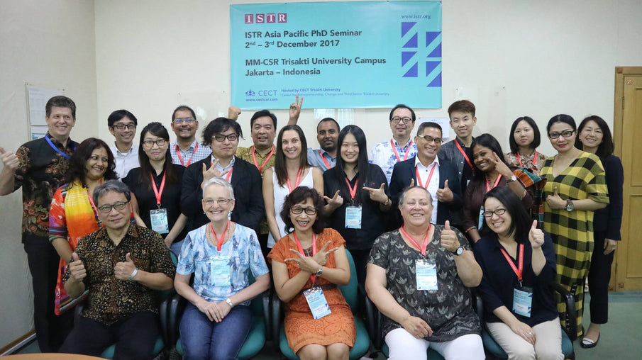International Society for Third Sector Research - Asia Pacific 2nd PhD Seminar