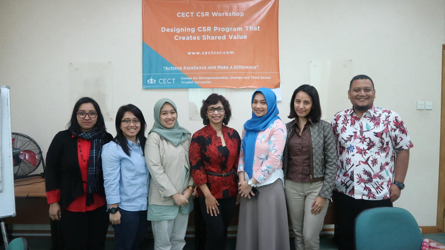 Workshop: Designing CSR program that Creates Shared Values