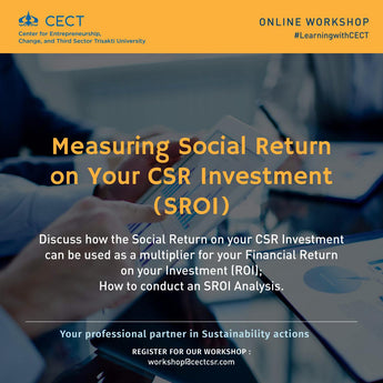 Measuring the Social Return on Investment (SROI)