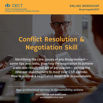 Conflict Resolution & Negotiation Skill: How to succeed when so many have failed?