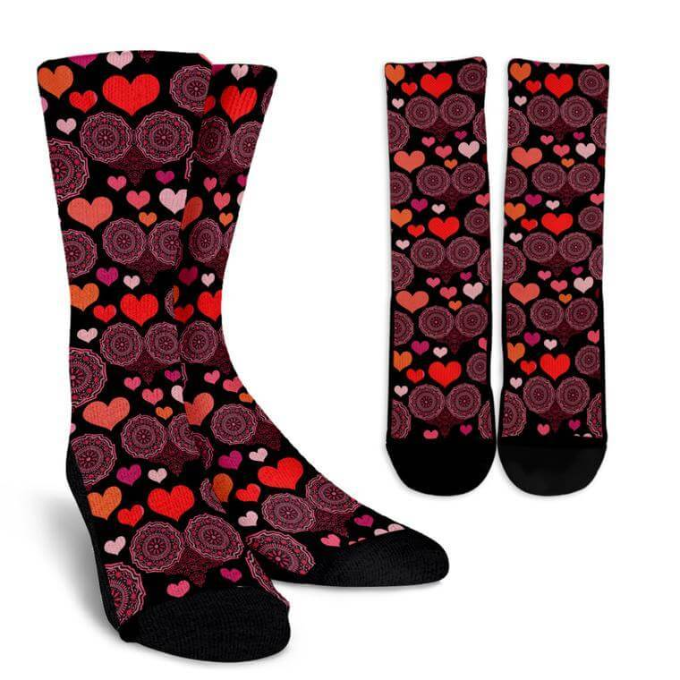 All You Need Is Love Socks