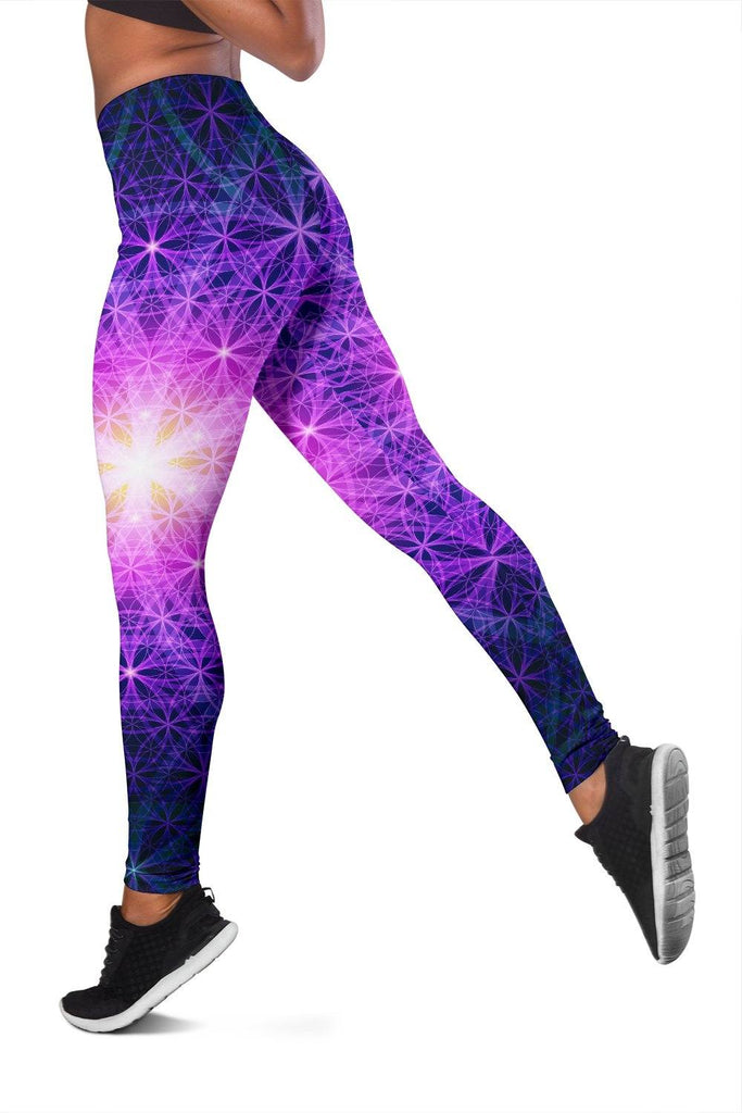 Apparel - Sacred Geometry Women's Leggings