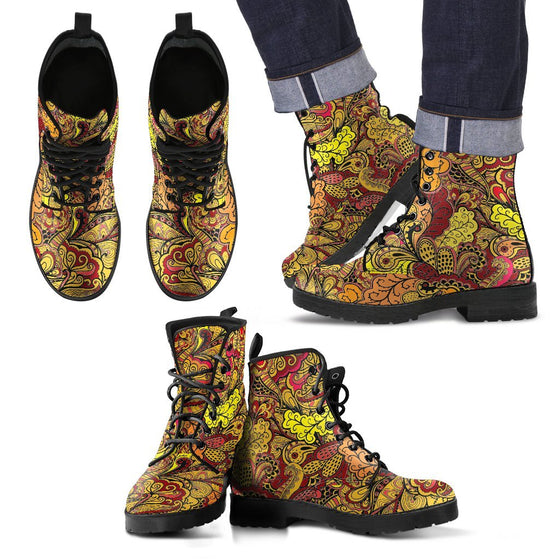 Autumn Love Men's Boots