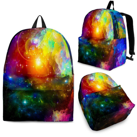 Bags - Colorful Universe Backpack