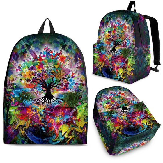 Bags - Tree Of Life Backpack