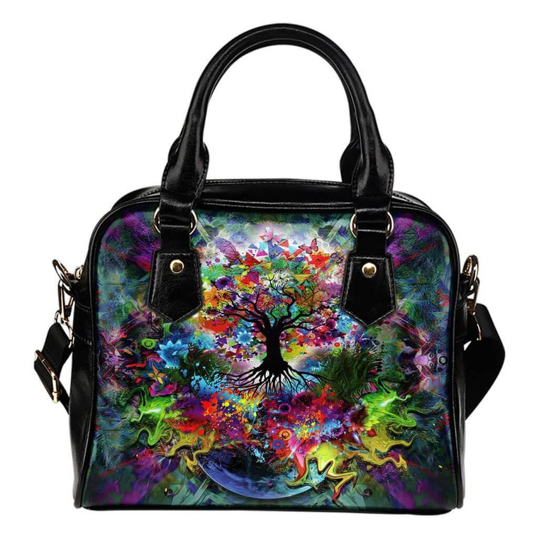 Bags - Tree Of Life Shoulder Hand Bag