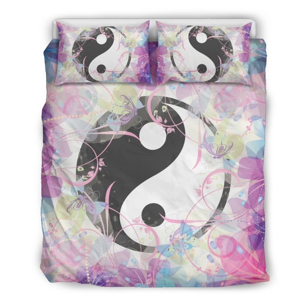 Bedding Set - Magic Yin & Yang Bedding Set