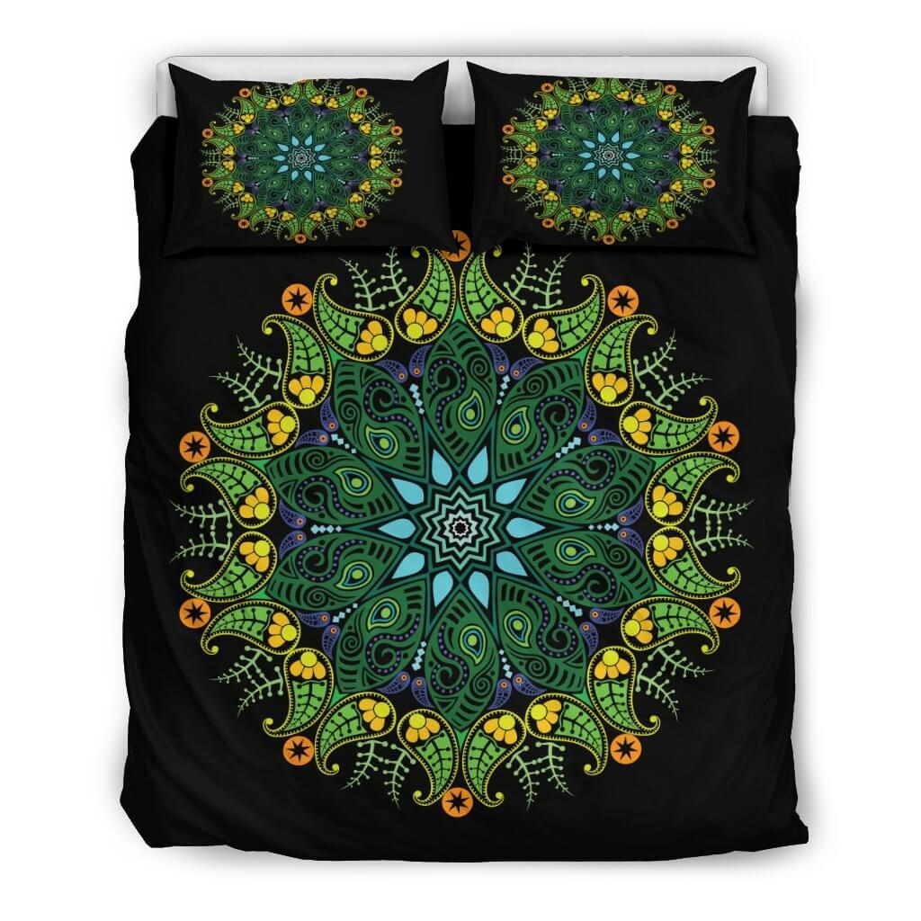 Bedding Set - Nature Mandala Bedding Set