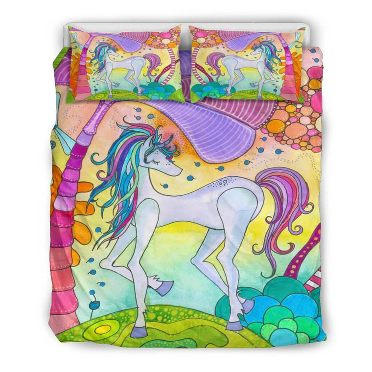 Bedding Set - Unicorn Bedding Set