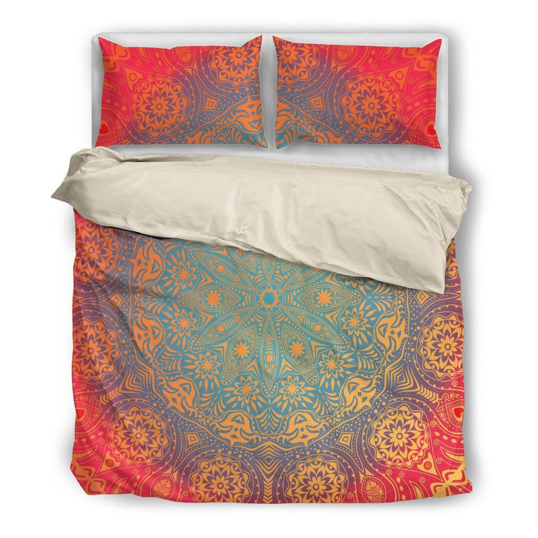 Bright Your Day Mandala Bedding