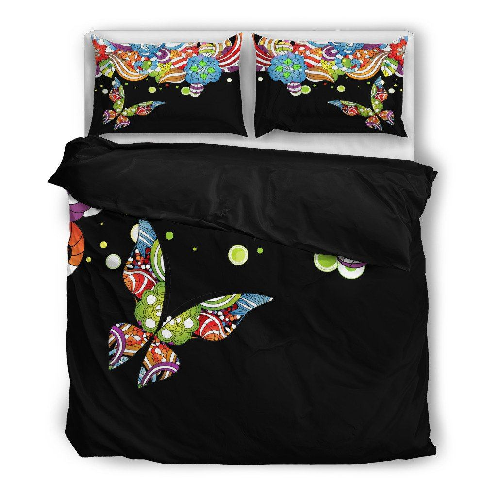 Butterfly Love Bedding