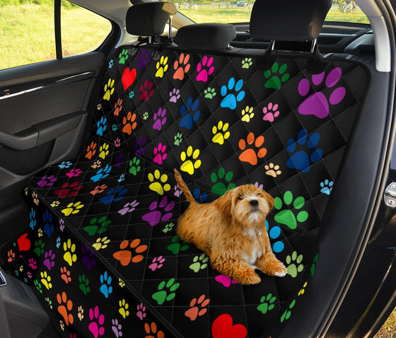 Colorful Paws Pet Seat Covers