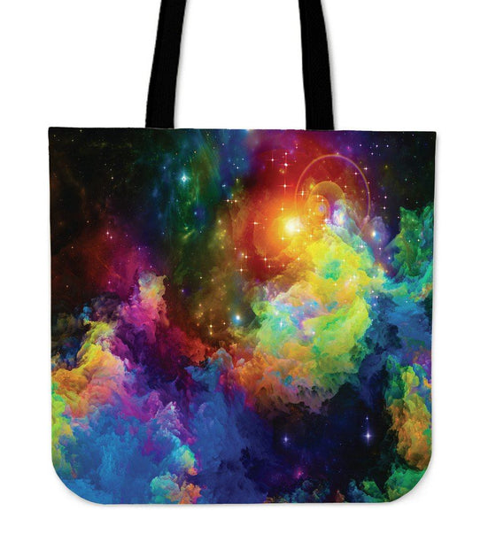 Colorful Universe Tote