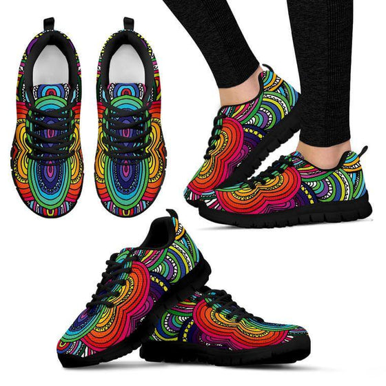 Colors Dance Sneakers