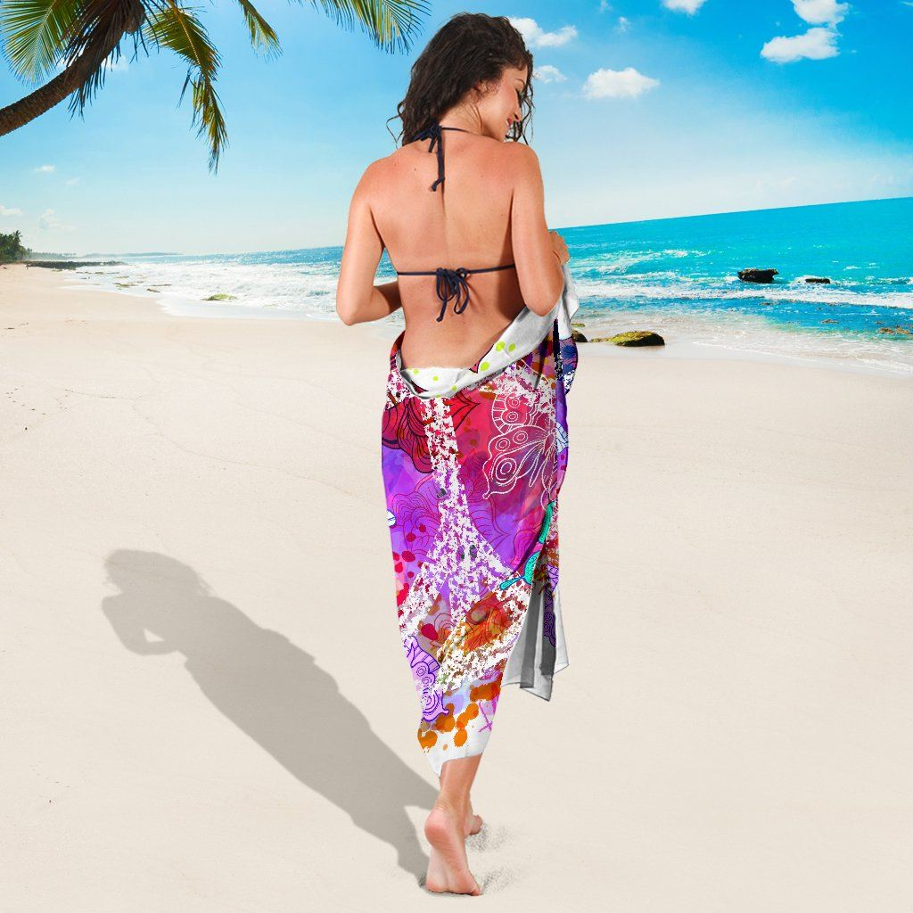 Colors Of Peace Sarong