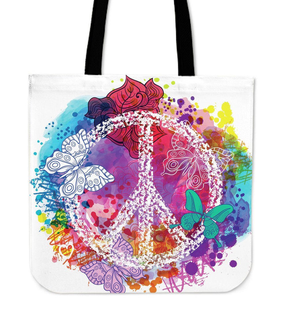 Colors Of Peace Tote