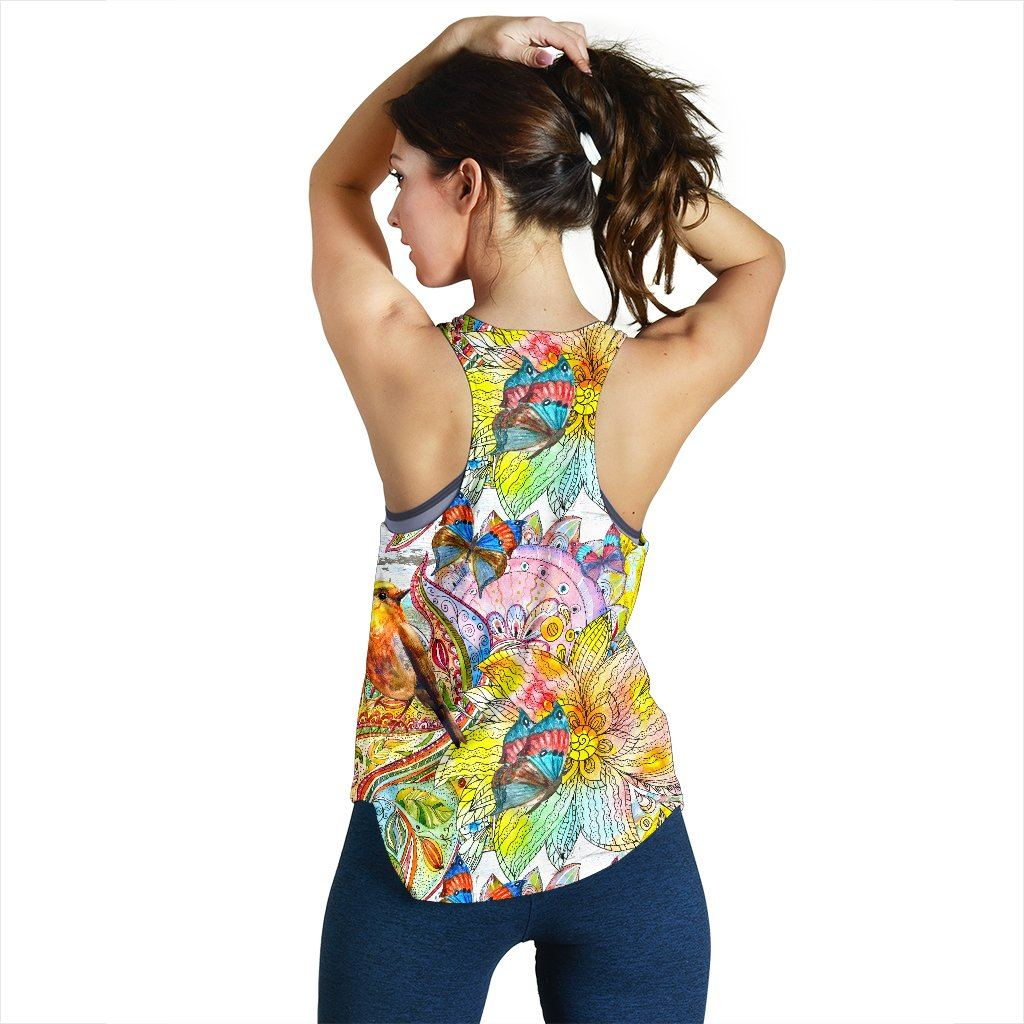 Colors Of Spring Women's Tank