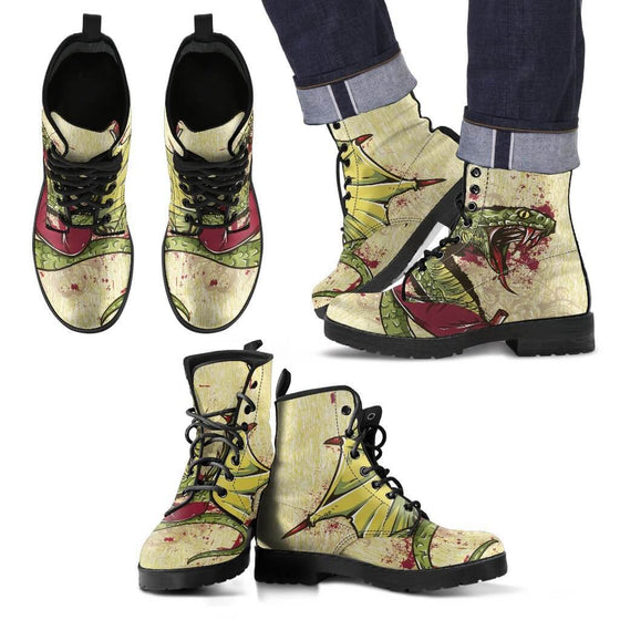 Dragon's Heart Men's Boots