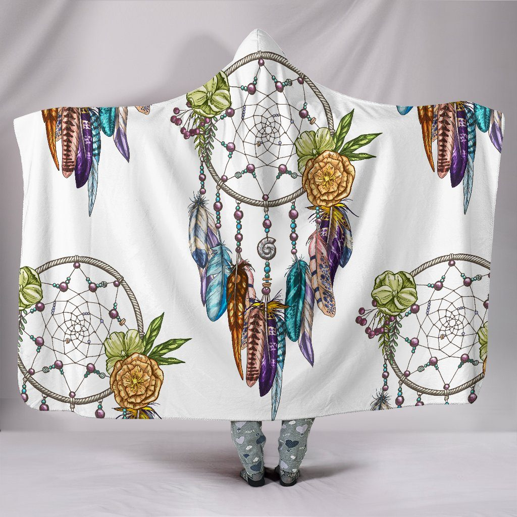 Dream Catcher Hooded Blanket