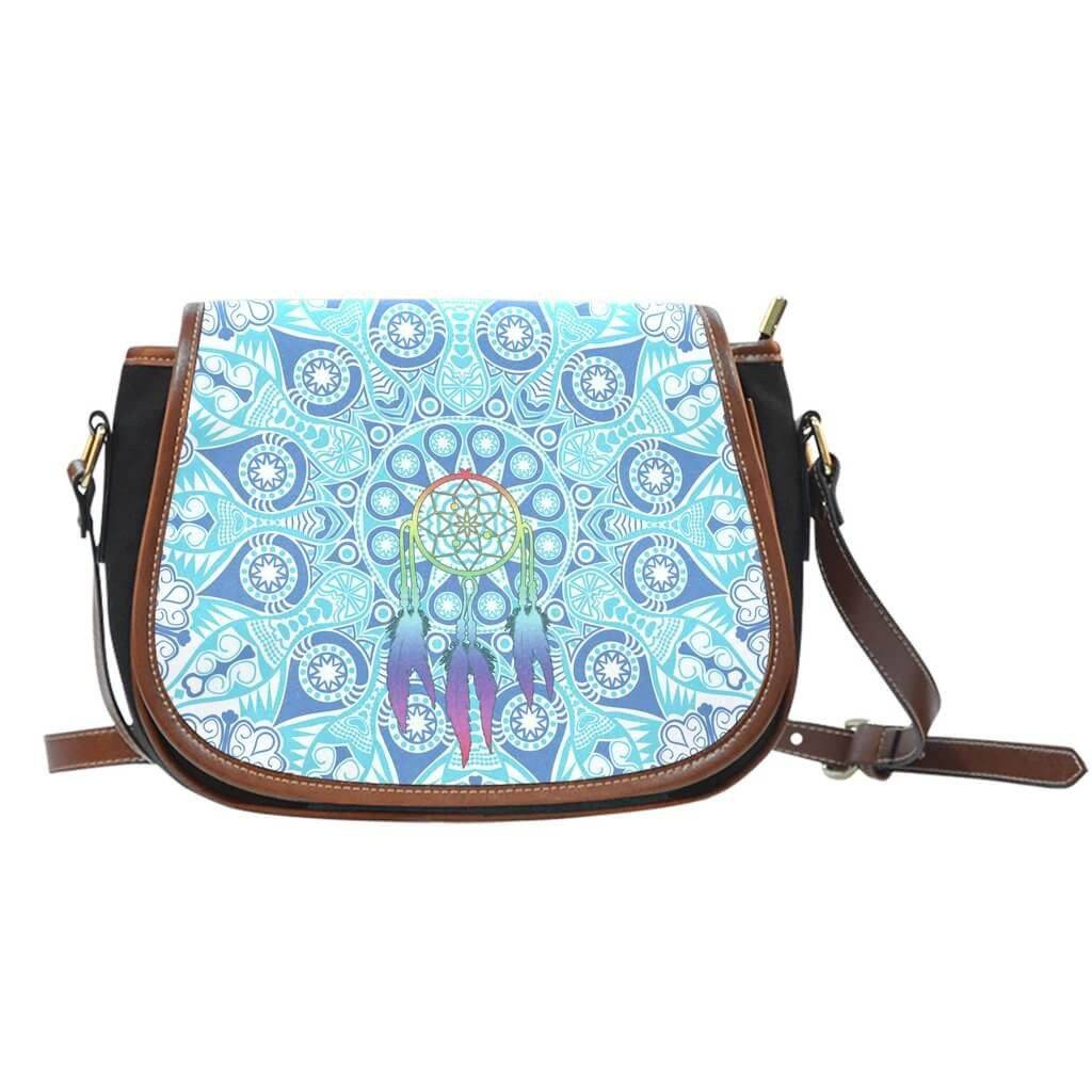 Dream-Catcher Saddle Bag