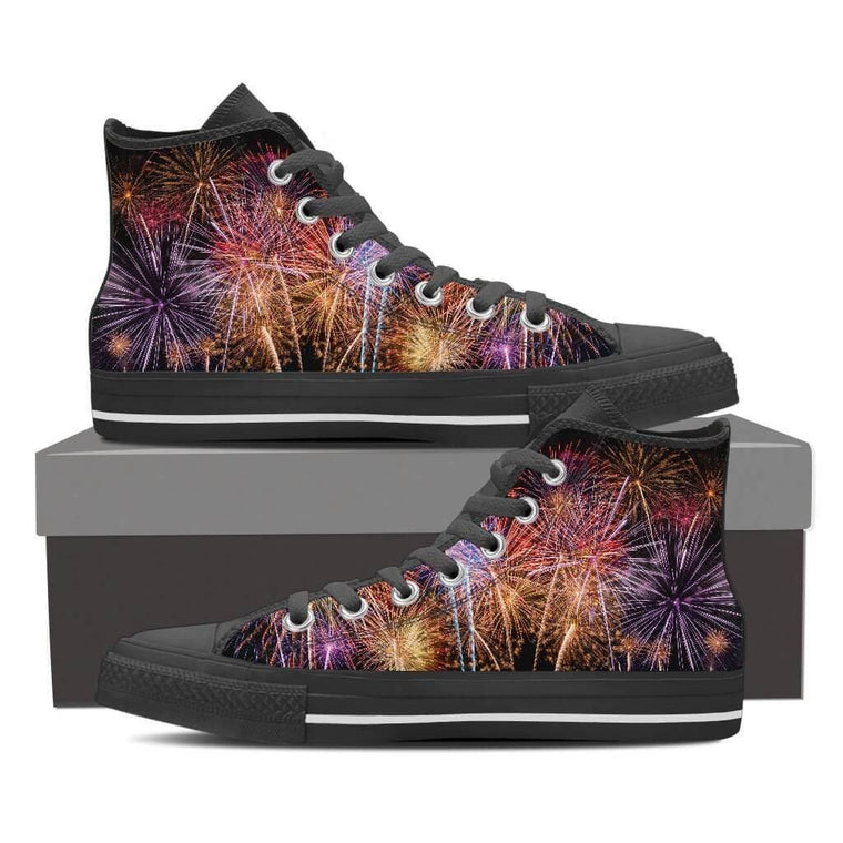 Fireworks High Top