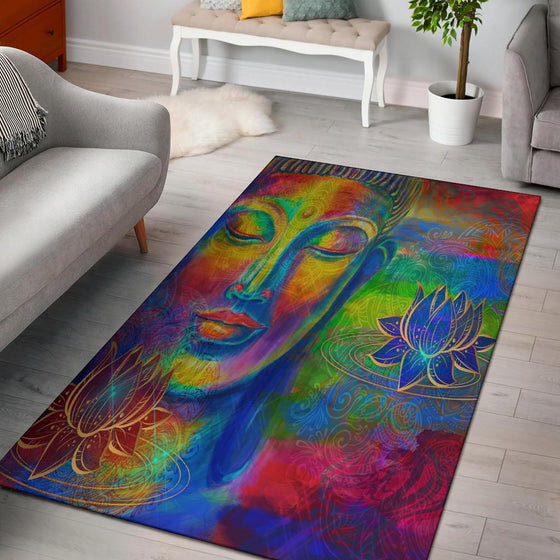 Free Your Mind Area Rug