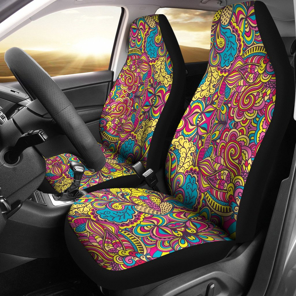 Free Your Mind Car Seat Covers