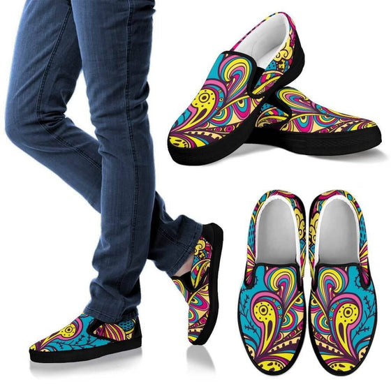 Free Your Mind Slip Ons