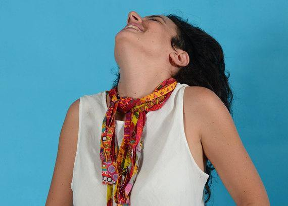 Free Your Mind Women's Scarf