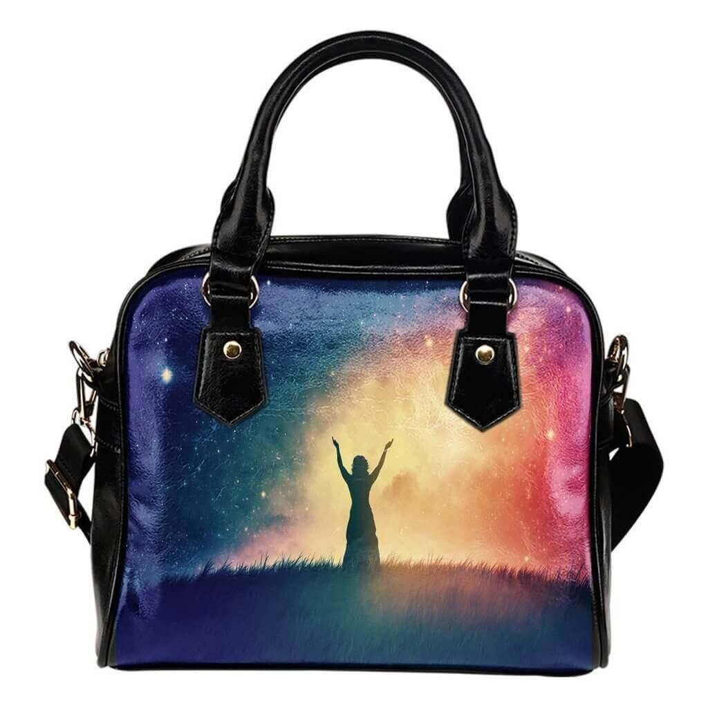 Goddess Shoulder Handbag