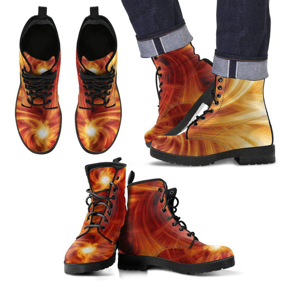 Golden Storm Men's Boots