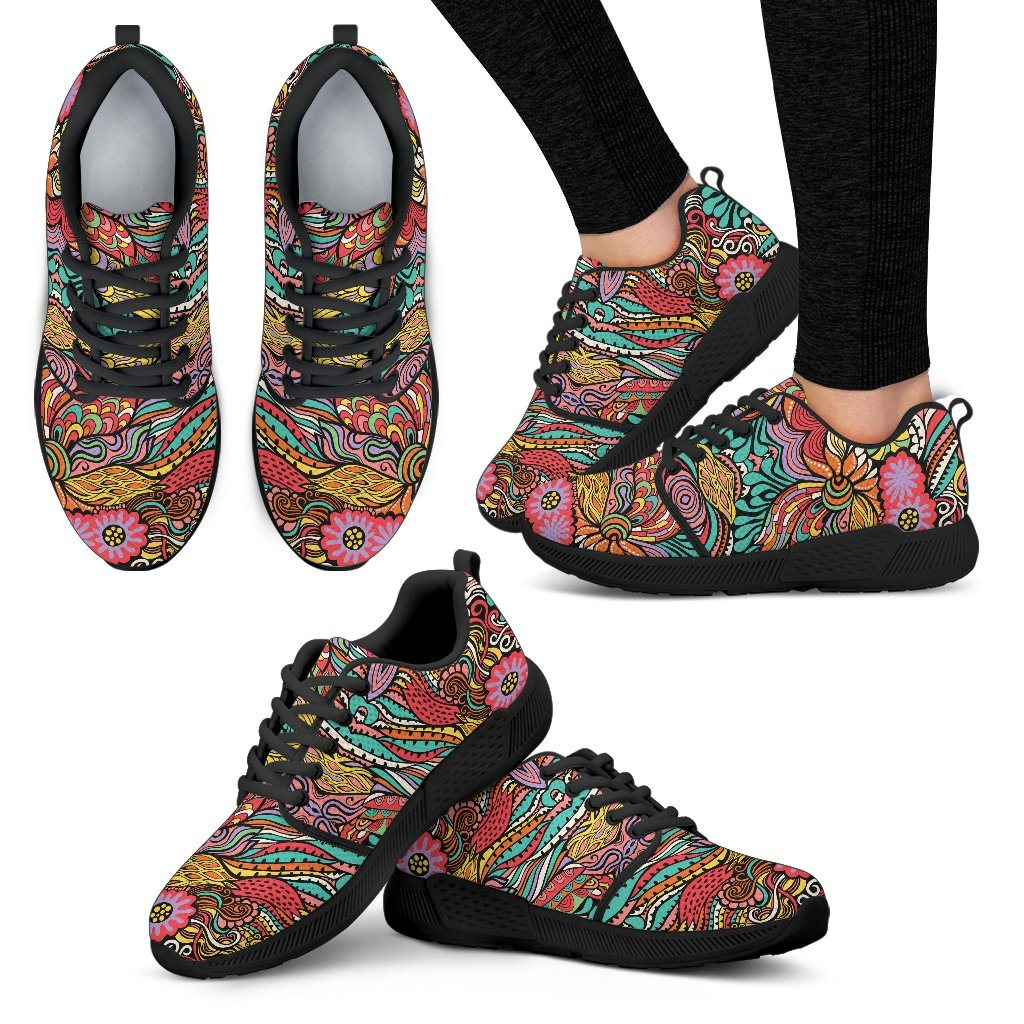 Happy Day Women's Athletic Sneakers