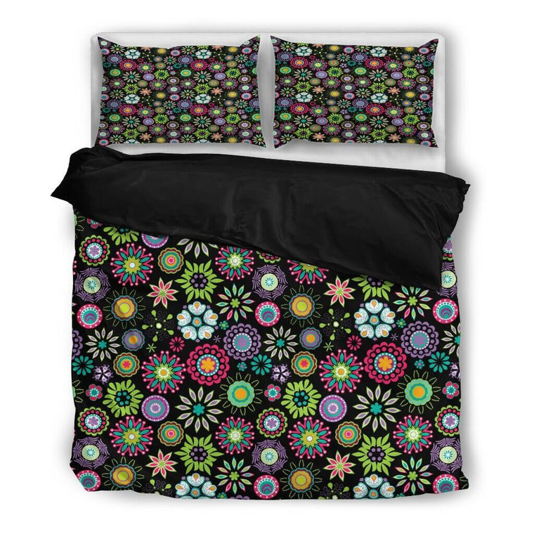 Happy Flowers Bedding