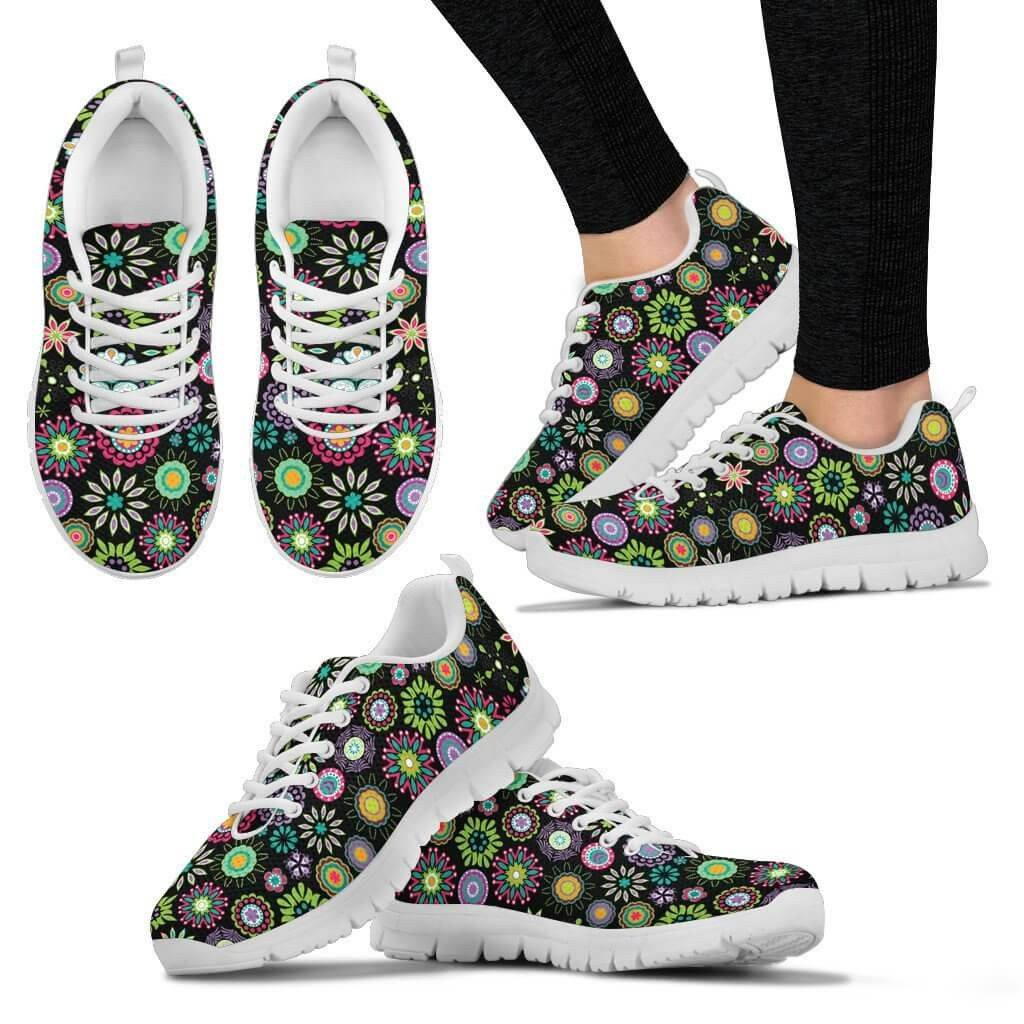 Happy Flowers Sneakers
