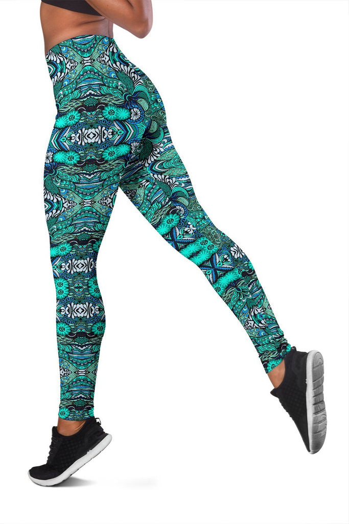 Happy Ocean Women's Leggings