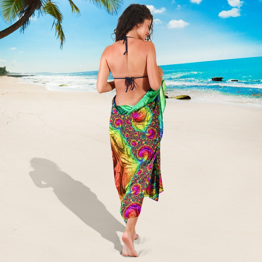 Happy Rainbow Sarong