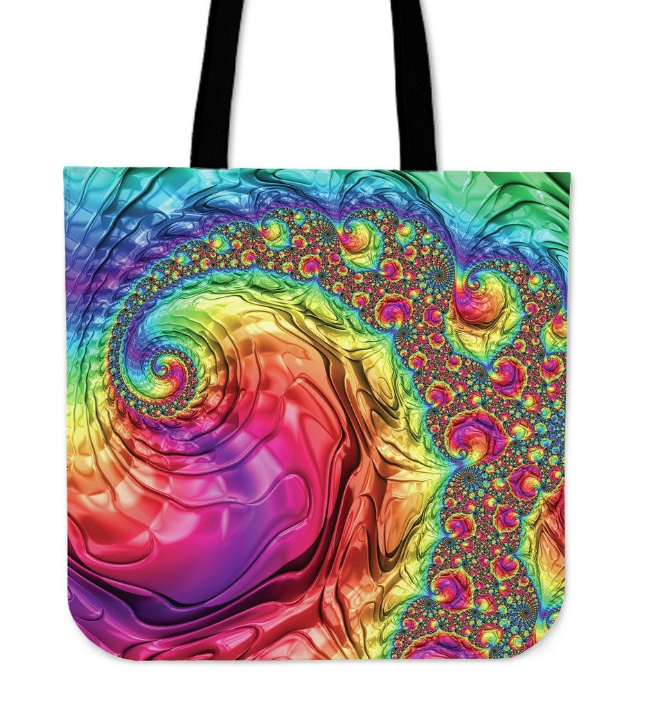 Happy Rainbow Tote