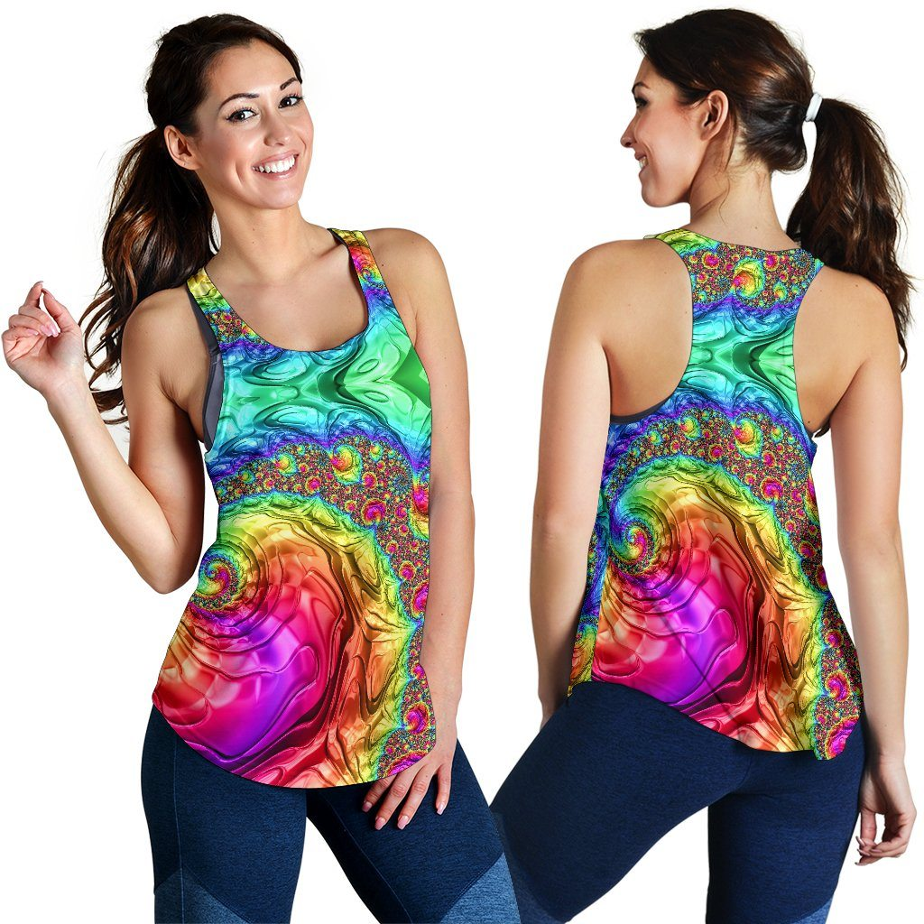 Happy Rainbow Women's Tank