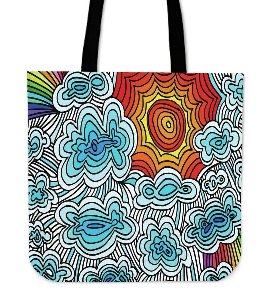Here Comes The Sun Tote